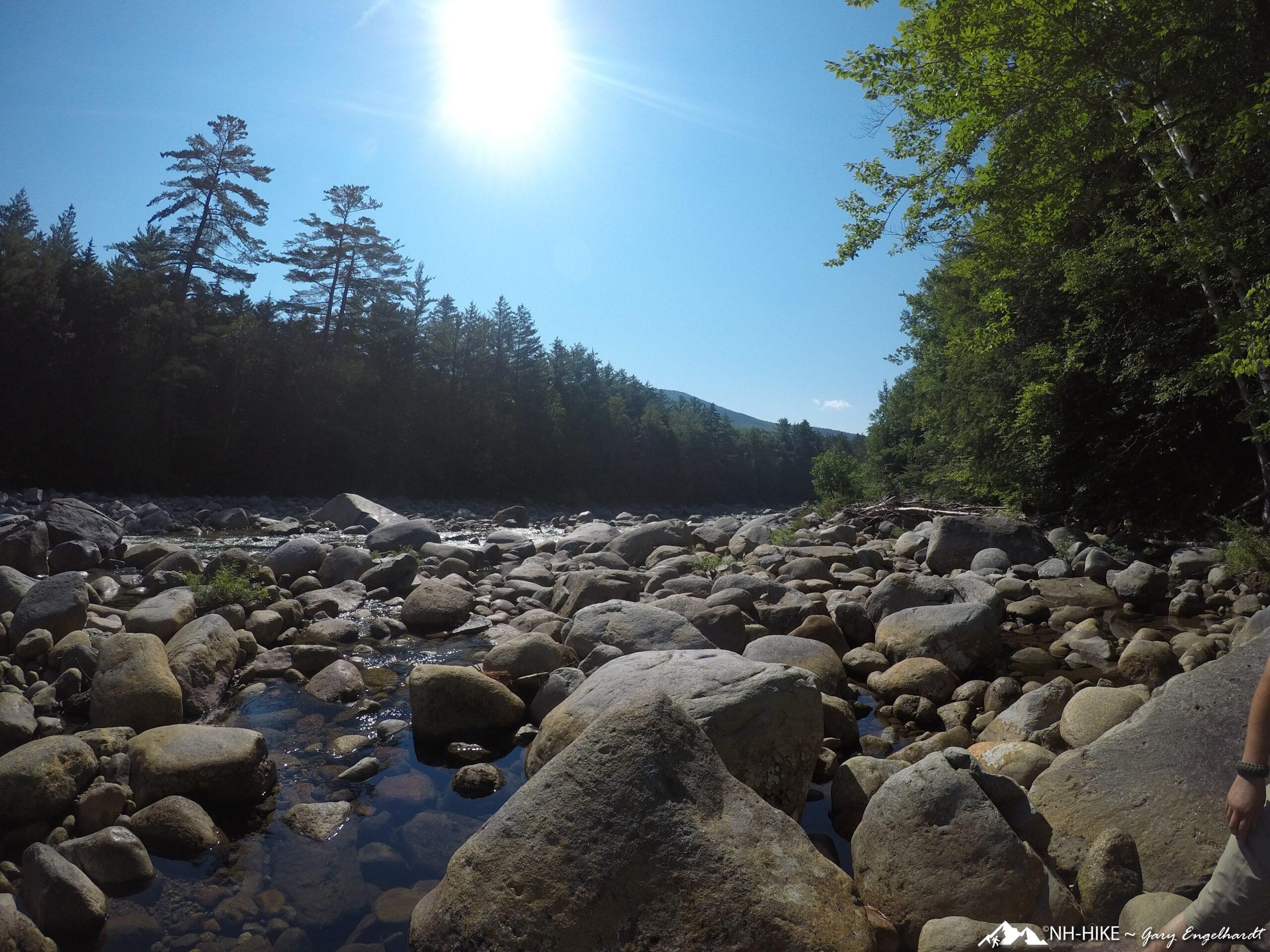 Franconia Falls 4
