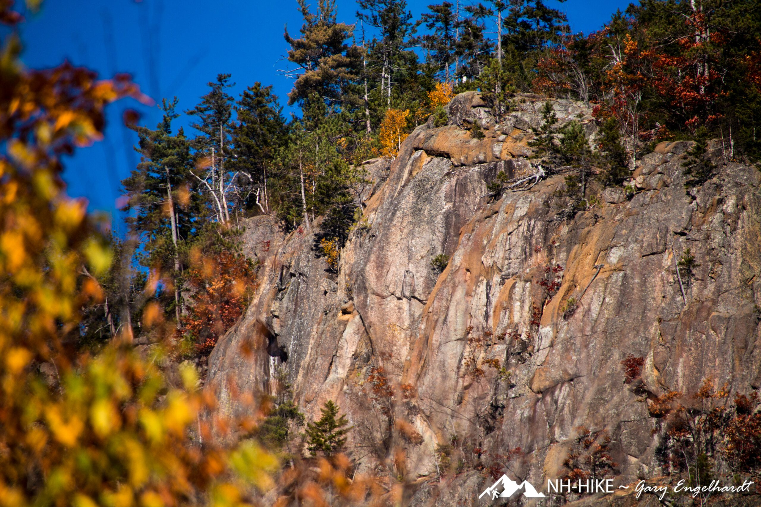 Frankenstein Cliff and Arethusa Falls 9